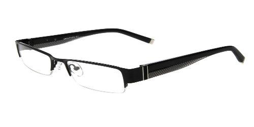 Lazzaro eyewear Angelo black mens trendy frames