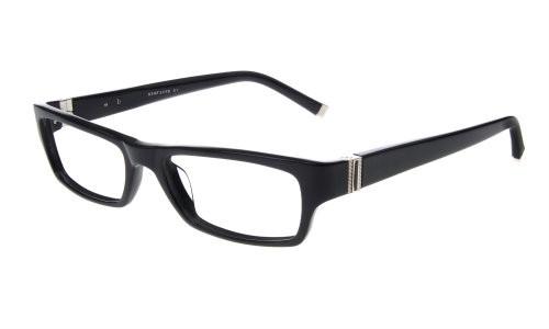 Lazzaro eyewear Dane black mens trendy frames