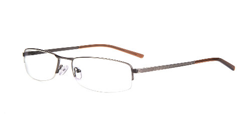 wide guyz eyewear capone-pewter large eyesizes frames