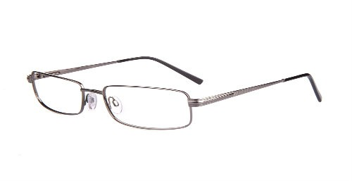wide guyz eyewear lefty gunmental large eyesize frames