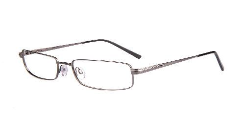 wide guyz eyewear lefty gunmental large eyesize frames
